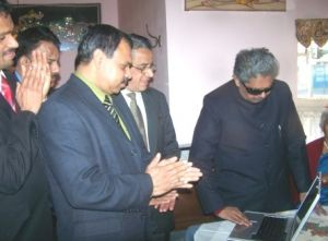 Photo #1 - Europe - Samakaalikam - pravasionline launching