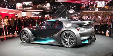 Photo #1 - Europe - Vehicles - paris_motor_show