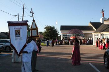 Photo #2 - America - Spiritual - st_alphonsa_feast_dallas