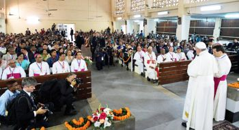 Photo #1 - Other Countries - Spiritual - banglades_visit_of_pope_francis