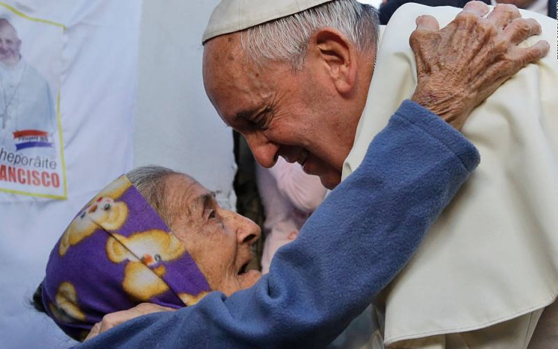 Photo #1 - Europe - Spiritual - pope_message_for_old_agers