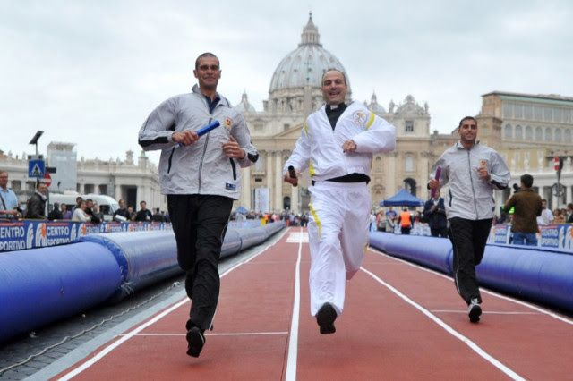 Photo #1 - Europe - Sports - 12120192vatican