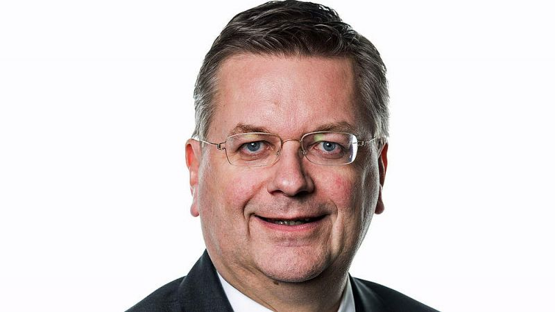 Photo #1 - Germany - Sports - dfb_president_resigned_rheinhard_grindel