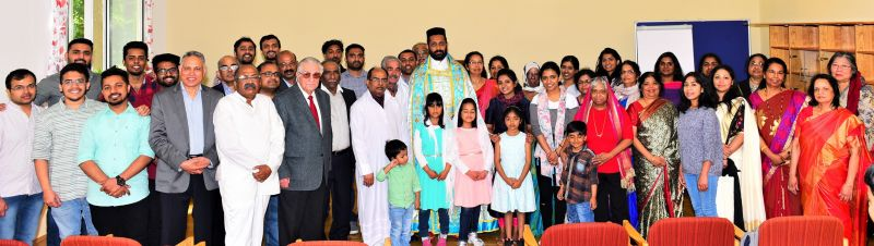 Photo #1 - Germany - Otta Nottathil - easter_malankara_orthodox_germany_2019