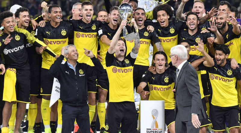 Photo #1 - Germany - Sports - dlf_super_cup_dortmund