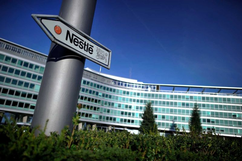 Photo #1 - Europe - Finance - 31720204nestle
